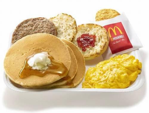 「マクドナルド」が遂に「本気」を出す。 ハイパー美味そうな朝食メニューが満を持して登場!!